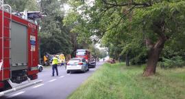 Śmiertelny wypadek na DK nr 17! Droga jest całkowicie zablokowana!