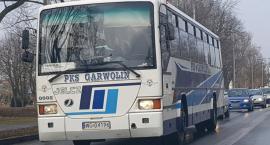 Nietrzeźwy kierowca PKS Garwolin przewoził pasażerów