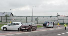 Zderzenie 3 samochodów na obwodnicy Garwolina – są utrudnienia