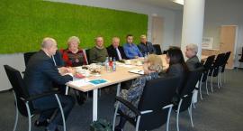 Goście z Polsko-Niemieckiej Izby Przemysłowo Handlowej w Garwolinie