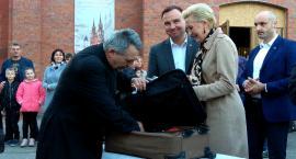 Para prezydencka znowu w powiecie – tym razem odwiedzili Górki