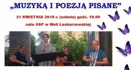 Wieczór z kulturą w Woli Łaskarzewskiej.