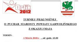 W Żelechowie powalczą o Puchar Starosty Garwolińskiego z okazji 3 Maja