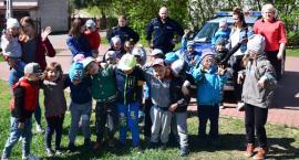 Przedszkolaki z Głoskowa z wizytą w Borowiu