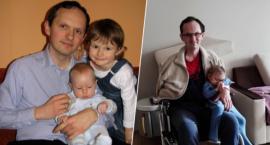 Tętniak miał go zabić – Łukasz walczy, by wrócić do rodziny – został tydzień