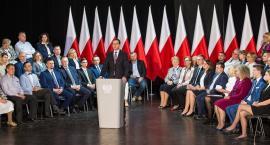 Rozmawiali z premierem Morawieckim o problemach gm. Maciejowice i powiatu