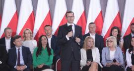 Wizyta Premiera RP Mateusza Morawieckiego w Garwolinie