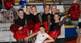 Świetny występ garwolińskich cheerleaderek na Mistrzostwach Polski