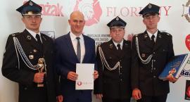Floriany rozdane – Strażacki Oscar dla OSP Niecieplin i wójta gm. Garwolin