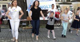 FISHMOB – Garwolin zatańczył dla św. Jana Pawła II (video)