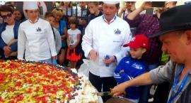 Rekord Giunnessa w Garwolinie – zrobili największy tort bezowy na świecie (video i przepis)
