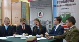 Humaniści walczyli w VII edycji Powiatowej Ligi Przedmiotowej