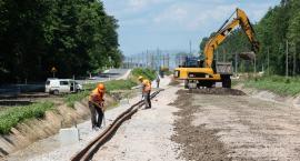 Nowa Stacja Garwolin gotowa jeszcze w tym roku – w czerwcu tor do Pilawy