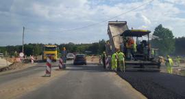 S17 – Budowa drogi od Garwolina do granicy województw za półmetkiem