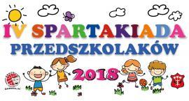 Spartakiada 2018 – przedszkolaki na start!