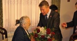 101 urodziny Marianny Rękawek z Garwolina