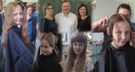 """Górzno – 37 głów poszło """"na ścięcie"""" – Ogromny sukces akcji """"Daj włos"""""""