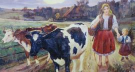 Wieś polska w malarstwie w Miętnem
