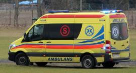 Bracia wypalili nieznaną substancję - trafili do szpitala