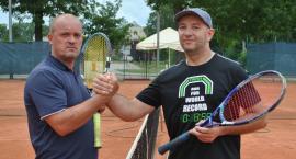 Sławomir Paśnicki wygrał turniej tenisa