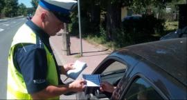 Policyjne działania na terenie powiatu
