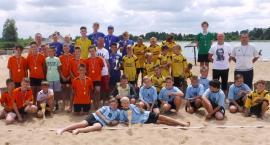 Piłkarze z Górzna najlepsi na piasku