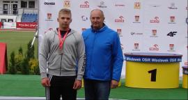Krystian z brązowym medalem Mistrzostw Polski U20