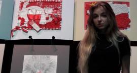 Magdalena Szeląg z ZSP nr 2 druga w międzynarodowym konkursie plastycznym