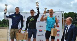 Michał Lech wygrał V Triathlon Garwoliński