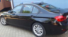 Wyniki pracy nowego, nieoznakowanego BMW w KPP Garwolin