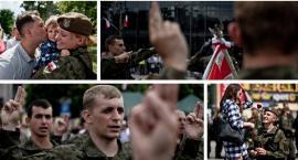 Żołnierze z Garwolina złożyli przysięgę – Uroczystość 6. MBOT w Płocku