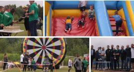 Rodzinnie i sportowo - Festyn w Lipówkach za nami
