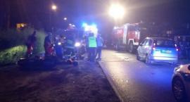 W Dęblinie zginął 23-letni motocyklista z Sobolewa