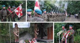 Uczcili 74. rocznicę zabezpieczenia przepraw dla 1. Armii Wojska Polskiego