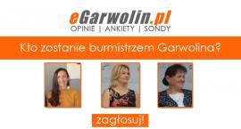 Kto zostanie burmistrzem Garwolina?–Ankieta