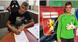 Tomasz Woźniak podpisał kontrakt z włoskim Genoa CFC