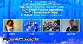 Exaited i Wojciech Gąssowski gwiazdami Dni Żelechowa 2018 - program imprezy