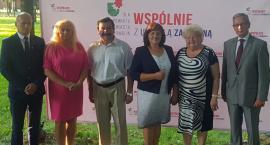 Urszula Zadrożna przedstawia kandydatów w wyborach 2018 (video)