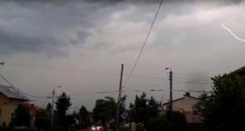 Ostrzeżenie o załamaniu pogody – gwałtowne burze z gradem i silny wiatr
