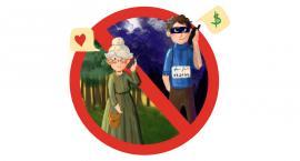 Seniorze, nie daj się oszukać, bądź ostrożny – kampania społeczna w Garwolinie