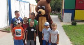Dzieci z gminy Górzno na Farmie Iluzji