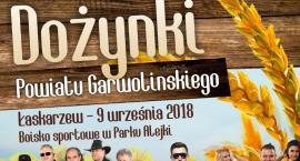 Dożynki powiatowe w Łaskarzewie