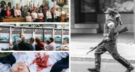 Obchody rocznicy bombardowania Garwolina z inscenizacją historyczną (video)