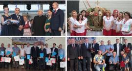 Dożynki powiatowe w Łaskarzewie 2018 (video i listy wyróżnionych)