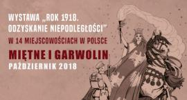 Ośrodek Karta z wystawą w Miętnem i Garwolinie
