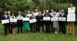 Marzena Świeczak przedstawiła kandydatów na radnych Garwolina