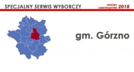 Kandydaci - Rada gminy Górzno