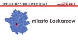 Kandydaci - Rada miasta Łaskarzew