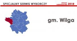 Kandydaci - Rada gminy Wilga
