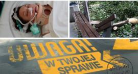 Tragiczny wypadek Olgi i jej córeczki w UWAGA TVN
